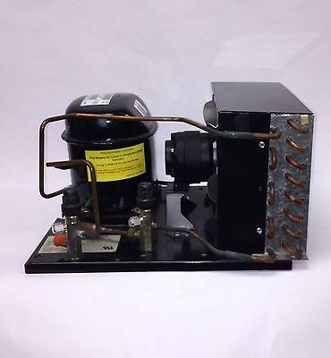 New Trenton Nr20al1 15 Hp Refrigeration Condensing Unit R12r134a 1151-60