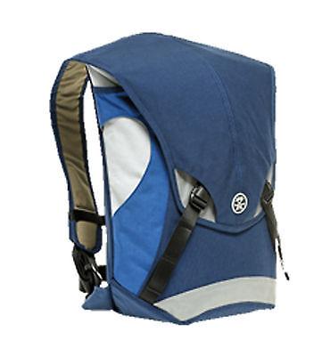 Crumpler The Seedybar SE-07A Messenger  Bag Backpack(navy/royal blue/white)