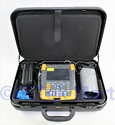Fluke 190-204ams Digital Oscilloscope New In Box
