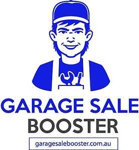 Garage Sale Booster - Garage Sale Advertising Service Maroochydore Maroochydore Area Preview