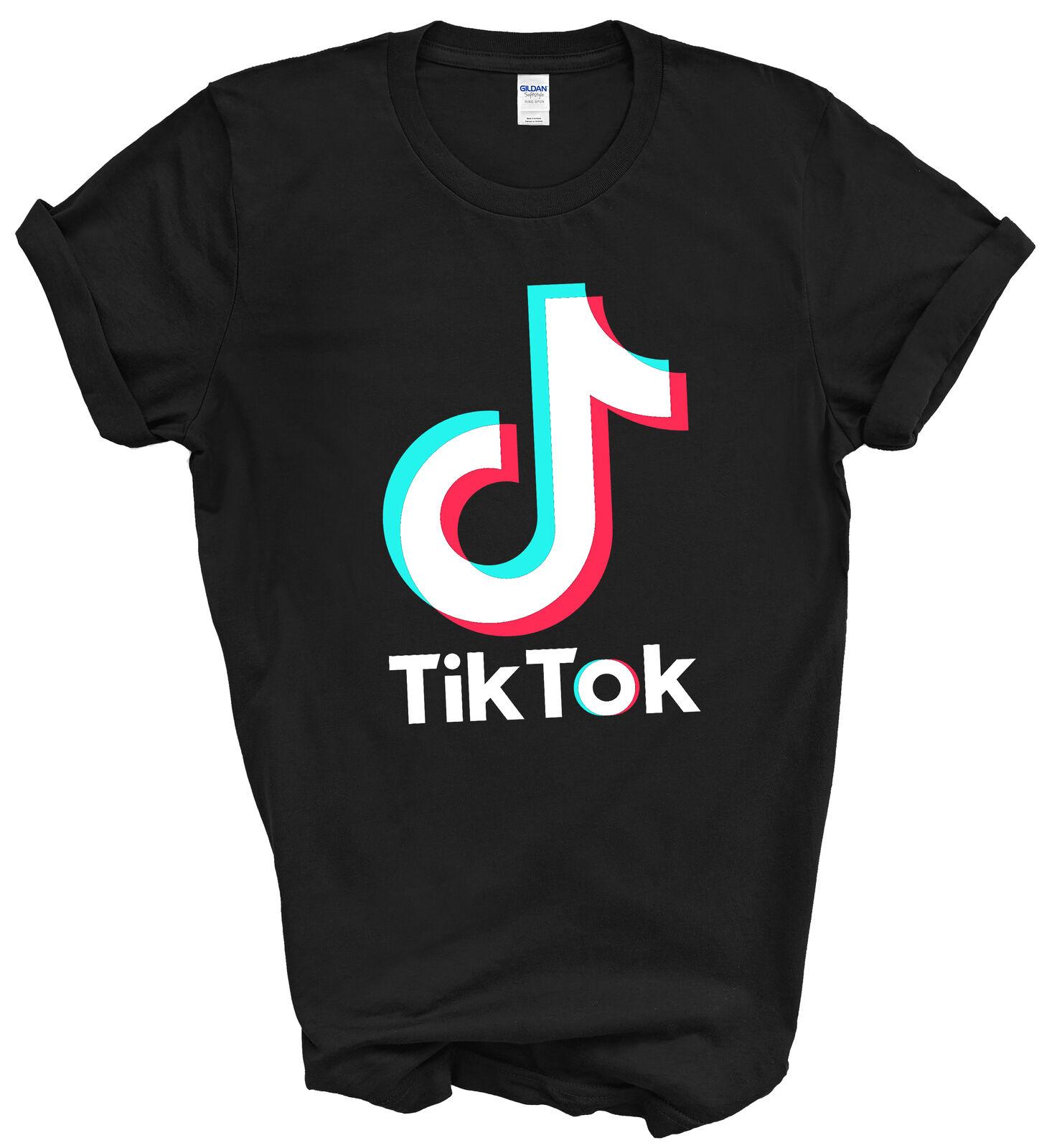 TIK TOK Shirt, TIK TOK Party Shirt, TIKTOK Shirt, Unisex Shi