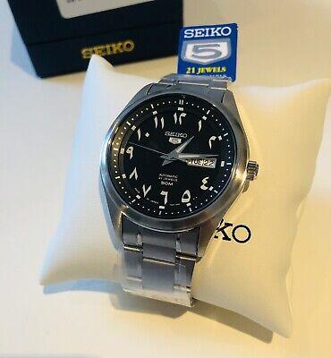 Seiko SNKP21J1 Men's Automatic Watch New UK