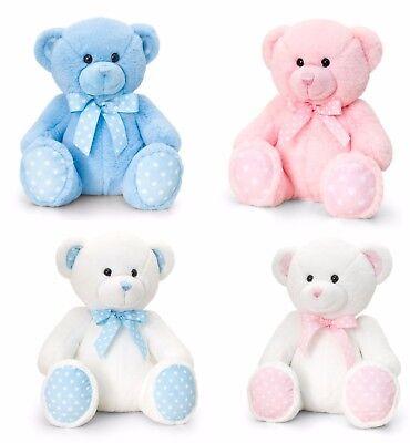 Plüschtier Teddy Bär Kuscheltier Keel Baby, Stofftier 4 Farb Varianten ca.25cm