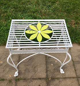 Whimsical Garden Table - $30 OBO