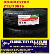215/70R16 DOUBLSTAR TYRE @ $85 ea Take Away Price Ingleburn Campbelltown Area Preview
