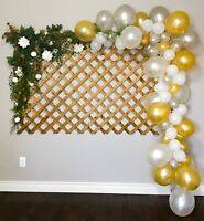 Birthday / Wedding / Party Backdrop for sale