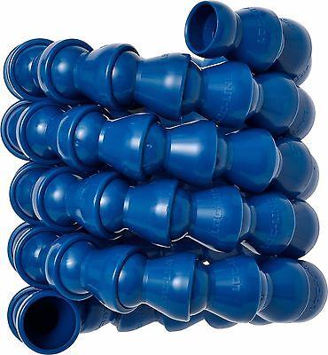 1 5 Long Coil Of 12 Blue Loc-line Usa Original Modular Hose System 59859