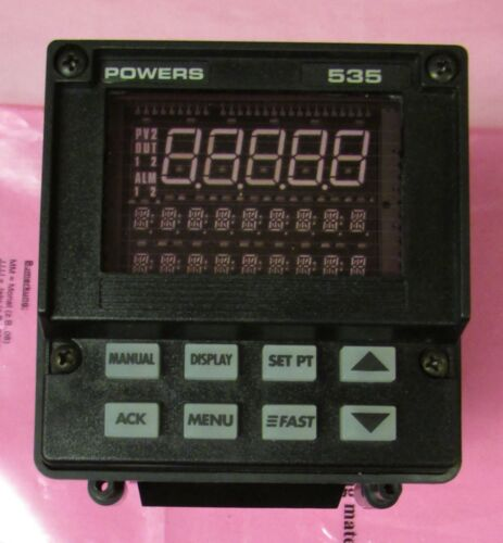 Mi Moore Industries 535 2052000000 Powers 535 Process Controller