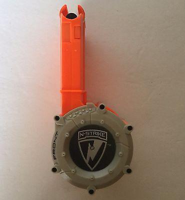 Nerf Replacement lN-Strike 18 Dart Barrel Clip Ammo Drum Magazine Round