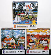 Jane Wooster Scott Puzzle 300