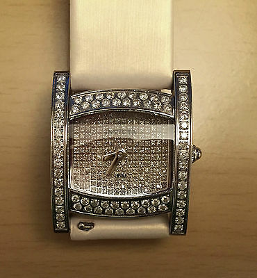 Invicta Women's Limited Edition 3.75ct Diamond Pave Stainless Steel WatchRT$4250