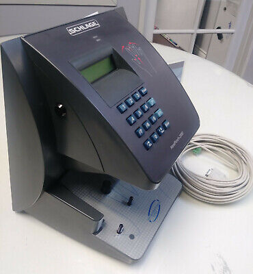 Hand Reader Refurbished Hand Punch Biometric Lite Time Attendance Software
