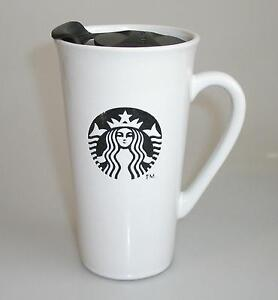 Starbucks Ceramic Travel Mug