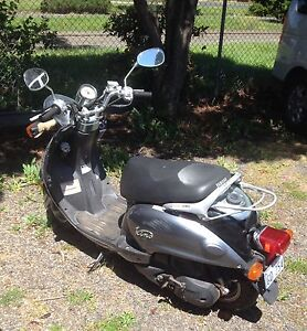 Yamaha scooter for sale, good condition Bell Park Geelong City Preview