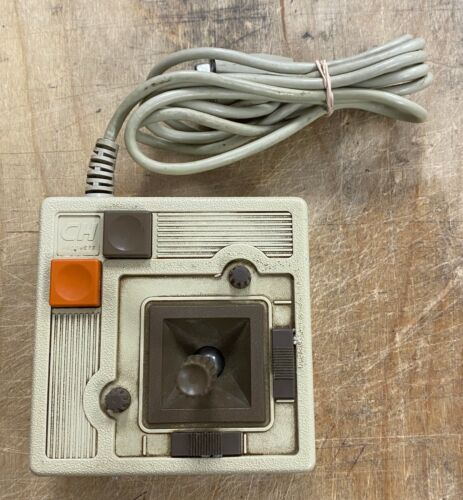 CH Products 6-pin Joystick for Apple II