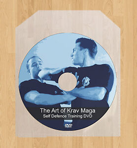 Learn Krav Maga Self Defence Mixed Martial Arts Training DVD Video Guide Fitness