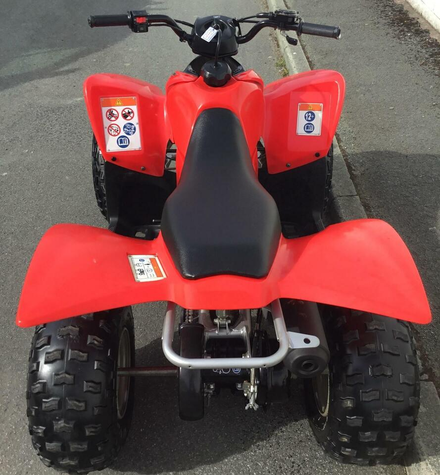NO VAT! HONDA TRX90 X SPORTRAX 4x2 2WD QUAD BIKE ATV FOUR WHEELER KIDS QUAD