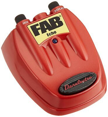 Danelectro Fab Slap Echo Effects Pedal