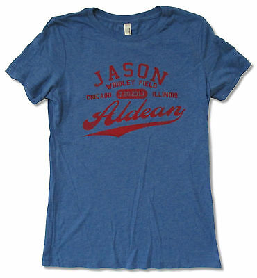 Jason Aldean Burn It Down Tour Shirt
