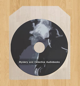Detective-Mystery-Audio-book-Stories-MP3-CD-Story-DVD-disc-for-Ipad-Ipod-Kindle