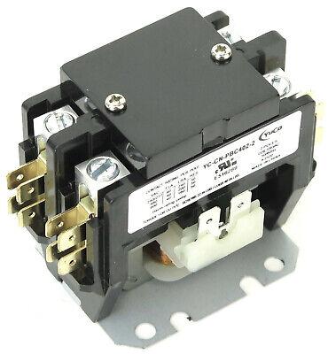 Dp Definite Purpose Contactor 4050a 2p 120v Coil Yc-cn-pbc402-2