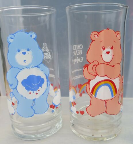 1983 Care Bears Pizza Hut Collector