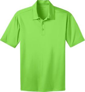 PEACHES PICK Mens LT-4XLT TALL Silk Touch dri fit Tagless Golf Polo Sport Shirt