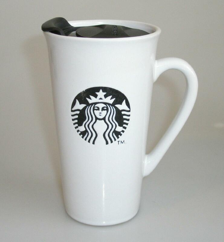 Z Starbucks White Stainless Travel Mug