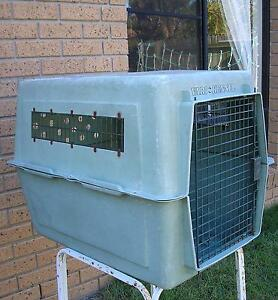 Large Dog Crate Vari-Kennel Good Condition North Lakes Pine Rivers Area Preview