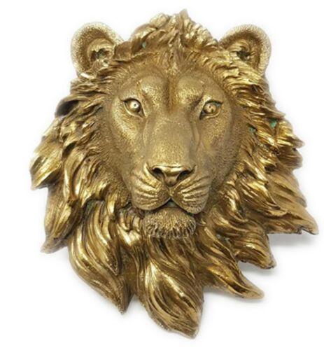 Lion door knocker, Brass lionhead door knocker