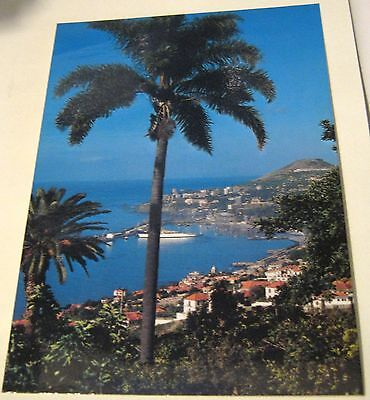 Portugal Funchal Western View MD447 Hans Huber KG - used