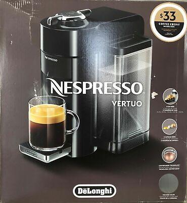 Nespresso Vertuo ENV135T Coffee & Espresso Barista Machine by De'Longhi Gray ❤❤