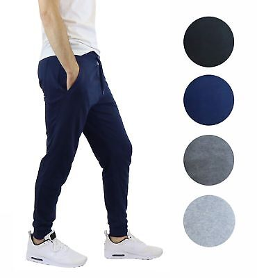 - 3 PACK Mens Jogger Pants Sweatpants for Active and Gym
