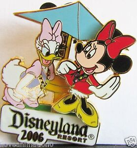 Disney-DLR-Trading-Nights-Daisy-Mouse-Minnie-Artist-Proof-AP-Pin