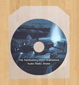 Dambusters-Audio-book-Stories-MP3-CD-Story-talking-DVD-disc-for-Ipad-Ipod-Kindle