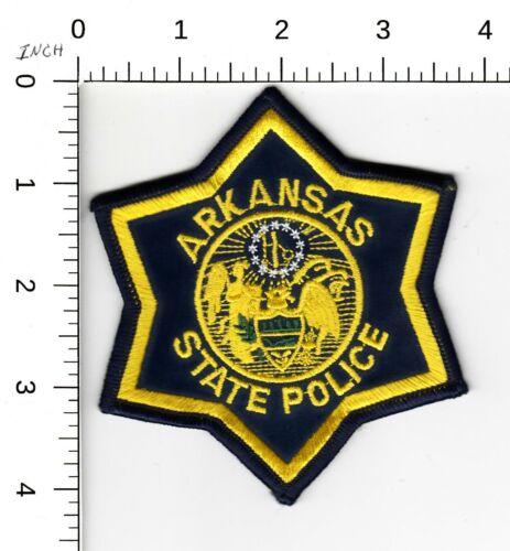 ARKANSAS STATE POLICE SHOULDER PATCH AR