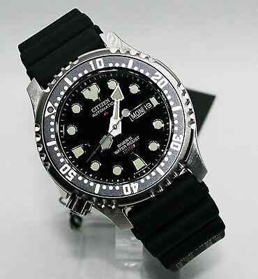 ✅Citizen Promaster Automatic Taucheruhr Diver Watch NY0040-09E ✅
