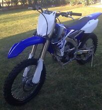 Yamaha yz250f 2015 Kialla West Outer Shepparton Preview