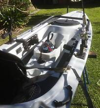 Unique Motorised Kayak Budgewoi Wyong Area Preview
