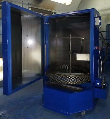 Parts Washer Spray Washing Cabinet with Goulds Stainless Steel Pump!