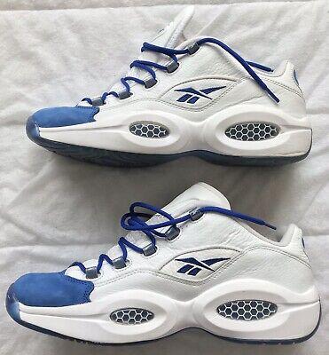 Mens 13 Reebok Allen Iverson Shoes