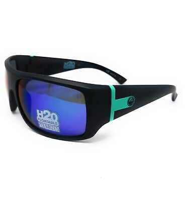 DRAGON Sunglasses VANTAGE H2O 045 Matte H20 Modified Rectangle Unisex (Dragon H20 Sunglasses)