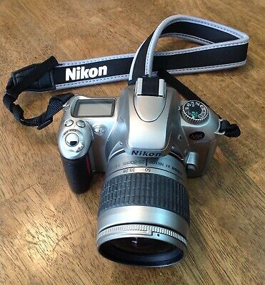 Nikon N55 35mm Film Camera w/ Nikon AF Nikkor 28-80mm 1:3.3-5.6 G Lens segunda mano  Embacar hacia Mexico