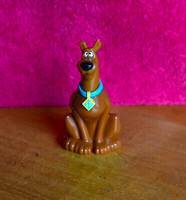 "Scooby Doo ""Wendys Exclusive"" Figure (3.5"") ""Free Shipping"""