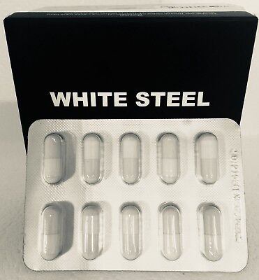 White Steel -  ED Problems - Male Enhancement Sex Pills - Guaranteed Best