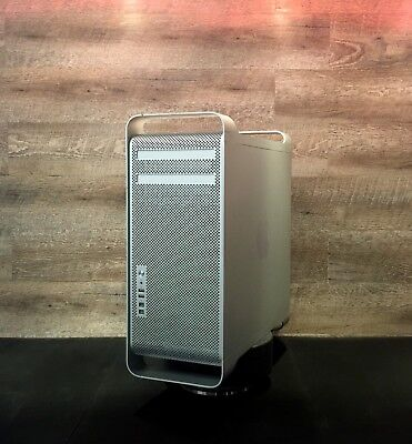 Mac Pro 4,1 'Eight-core' 2 x 2.26 ghz., 32GB, 6TB Hdd, Nvidia GeForce GT 120 gfx