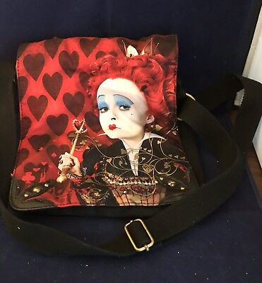 Queen of Hearts:: Cross Bag - Tim Burton Made for Disney by Loop NY.