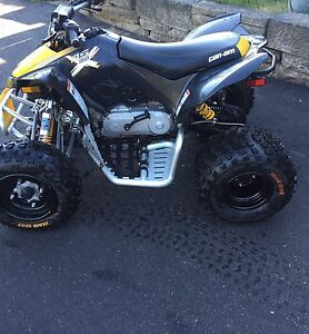 2015 Can Am DS 90X