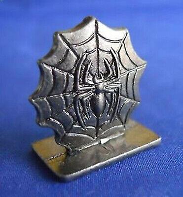 Mini Web Game - Scene It  Marvel Deluxe spider man web token pewter token mini game piece