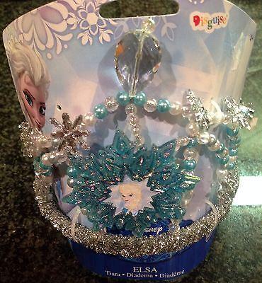 *Disney Frozen* PRINCESS ELSA Tiara Halloween Costume! (Disney Princess Halloween Games)
